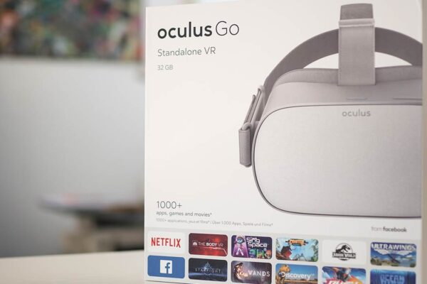 Oculus launched new standalone vr headset
